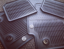 Toyota GT86 All weather Mats v2 (4pc)