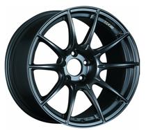 SSR GTX01 FLAT BLACK 18X9.5 +40