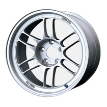 Enkei RPF1 Silver 17x8 5x100 +35  Scion FRS / Subaru BRZ