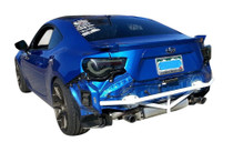 Drift Armor Rear Bar With Jack Point