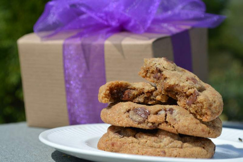 Our gift box of (6) gourmet cookies will make someone happy.
