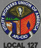 Utility Workers Union of America, Local 127