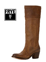 Frye Jane Stitch Oiled Suede Leather 77222