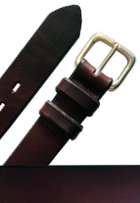 Billy Belts Beveled City (Brown) 5215B