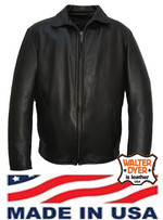 Walter Dyer Men's 250 Casual Jacket (black)