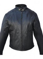 Ladies Walter Dyer Vented Motorcycle Jacket 107VI