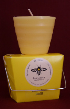 Beeswax Beehive Refill