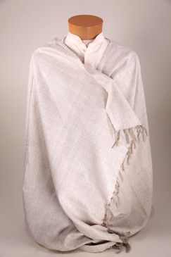 Natural Ahimsa Silk Shawl