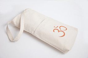 Hand Painted Bench Bag - OM