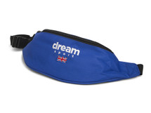Royal Blue Side Bag With Dream Sport Design