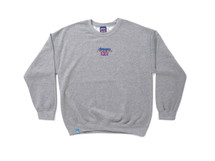 Heather Grey Sweatshirt With Dream Sports Design