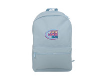Dream But Do Not Sleep Blue Backpack Super Soaker Embroidery