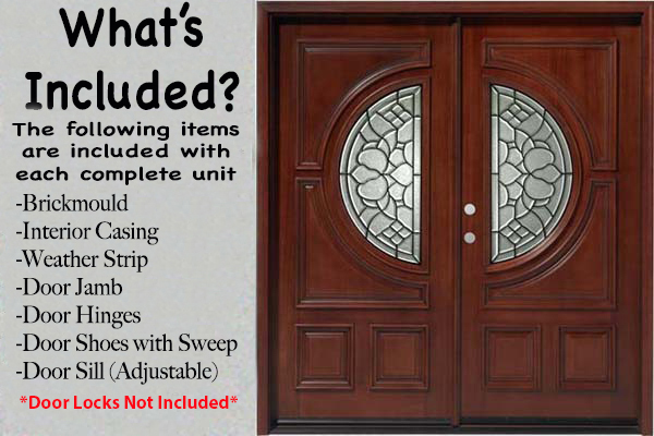 Wood Entry Doors | Hardwood| Prehung | Prefinished | Discount Doors Center | Affordable | Lowest Price | Factory Direct | Solid | Exterior | Front ... : discount door - pezcame.com