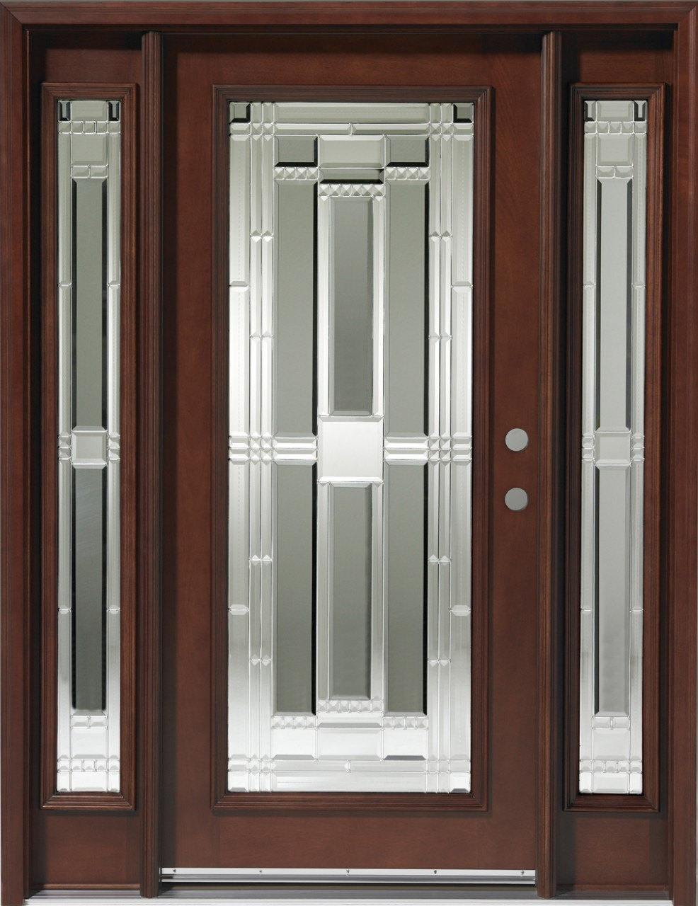 Cheap Exterior Doors With Sidelights