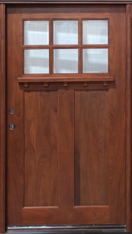 Craftsman Exterior Wood Doors | 434 x 768 · 61 kB · jpeg