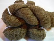 Icelandic Wool Yarn Moorit Brown