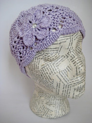Spring summer crochet hat