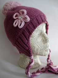 Winter hat for girls