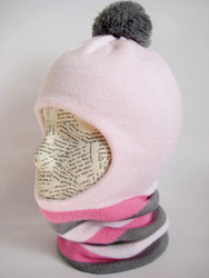 Balaklava hat for girls