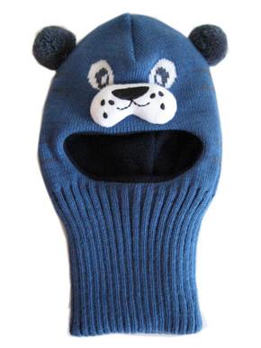 Animal balaclava hat for boys