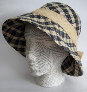 Madagascar Raffia sun hat