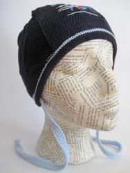 Spring beanie hat