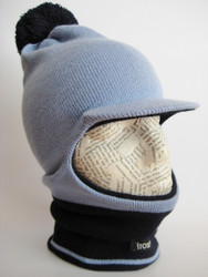 Winter balaklava hat for boys