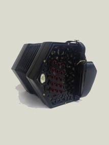 R. Morse Anglo C/G concertina