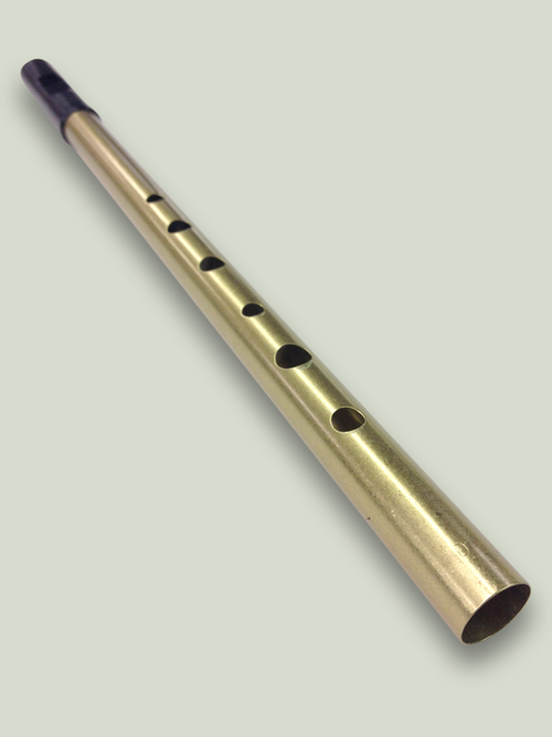 Tony Dixon Trad Brass D Tunable Whistle