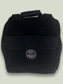 Padded accordion bag - Front
