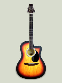 Brunswick Sunburst Guitar