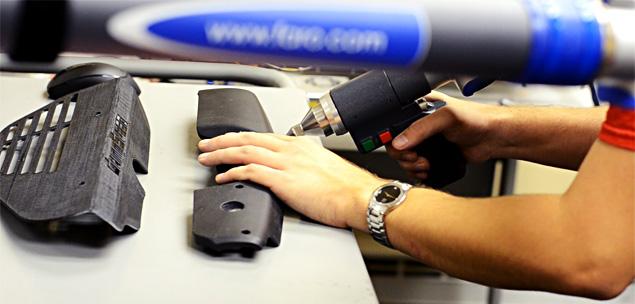 GrimmSpeed Alternator Cover - FARO Arm