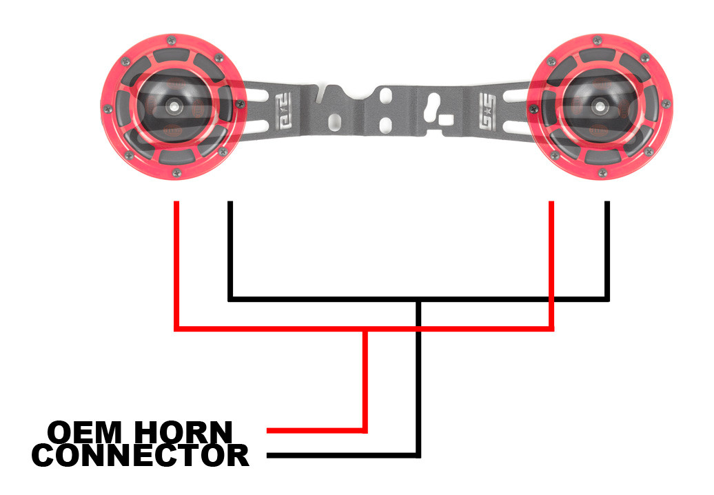 Admirable Hella Horn Wiring Harness 18 Wrx Sti Grimmspeed Wiring 101 Akebretraxxcnl