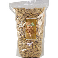 RAW -  In Shell Virginia Peanuts (5 lb. bag)