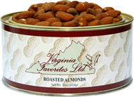 Unsalted Roasted Almonds (22 oz. tin)