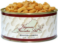 Unsalted Roasted Cashews (24 oz. tin)