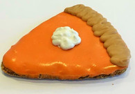 Pumpkin Pie (CASE OF 18 TREATS) NEW !!!