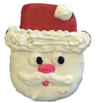 Large Santa (Case of 18 treats) NEW !!!