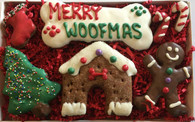 Merry Woofmas Gift Box (6 Gift Boxes per case)