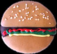 Hamburger (Case of 18 treats)