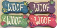 Spring WOOF Bones (Case of 18 treats)