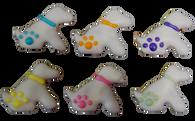 Spring Mini Pups (Case of 36 treats)