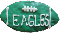 Large Football (Customized) (CASE OF 18 TREATS)