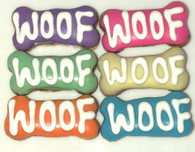 WOOF Mini Bones (Case of 36) NEW!!!