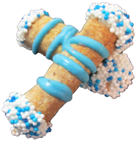 Hanukkah Mini Cannolis (Case of 36 treats)