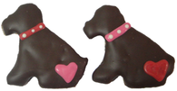 Valentine Dogs (Case of 18 treats)