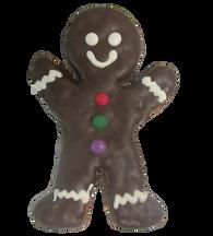 Jumbo Gingerbread Man (Case of 18 treats) NEW!!!