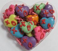 XO Mini Treat Heart Shaped Gift Box (case of 6 units per case) NEW !!!