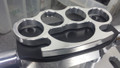 Chrome Knuckles - Handlebar Riser Clamps