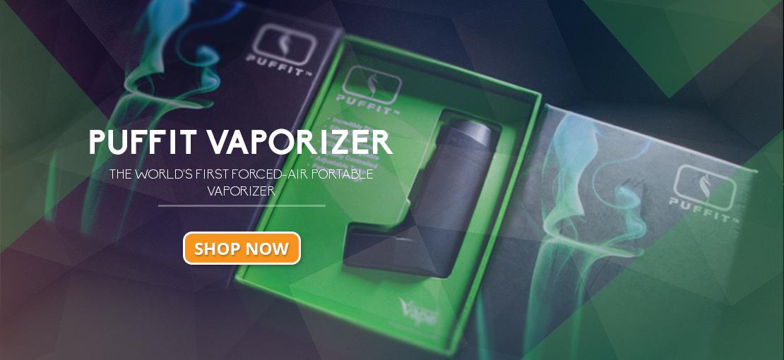 Puffit vaporizer